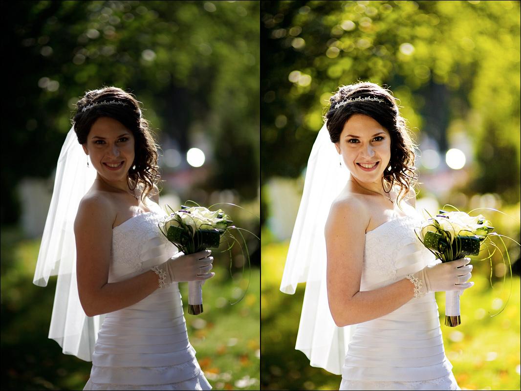 стили обработки фотографий: